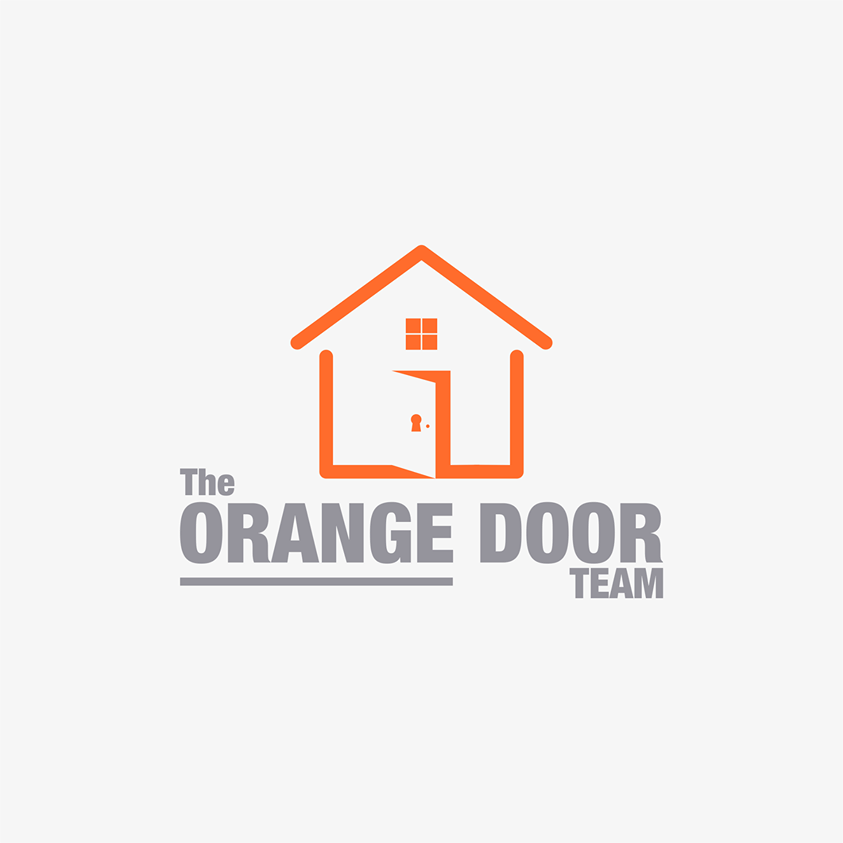 The Orange Door Team
