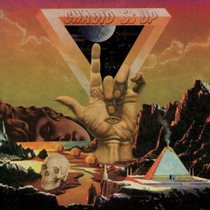 Surrealism art by Albany Simon Album Cover