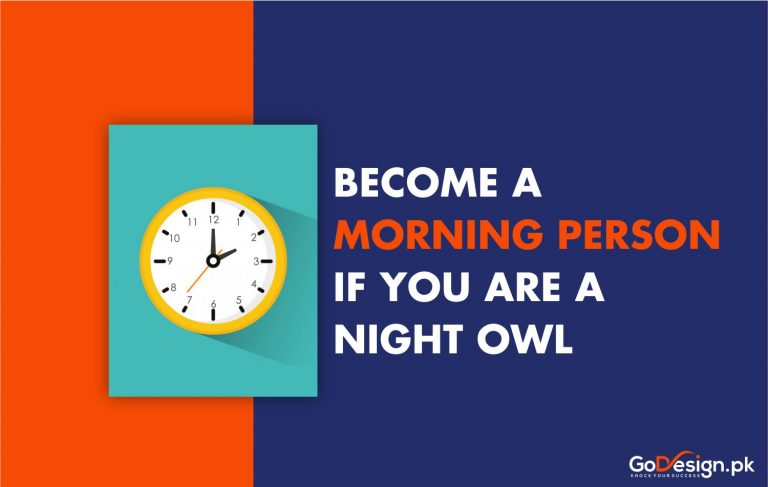 What is the best way to Become a Morning Person if you are a Night Owl?