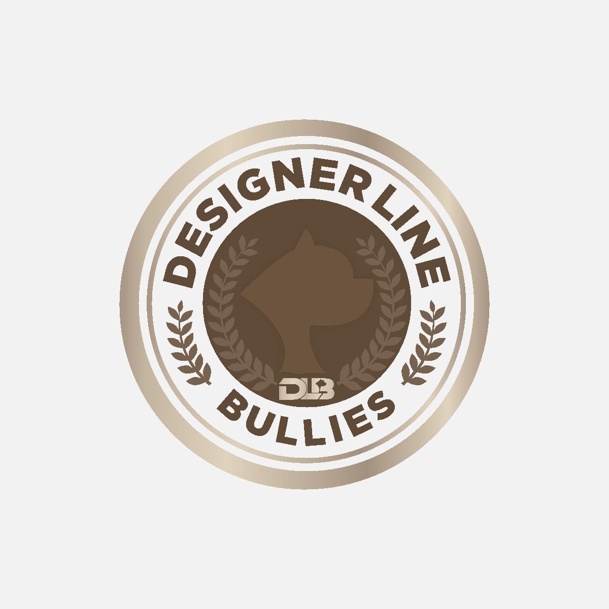 Designer Line Bullies | DLB Logo