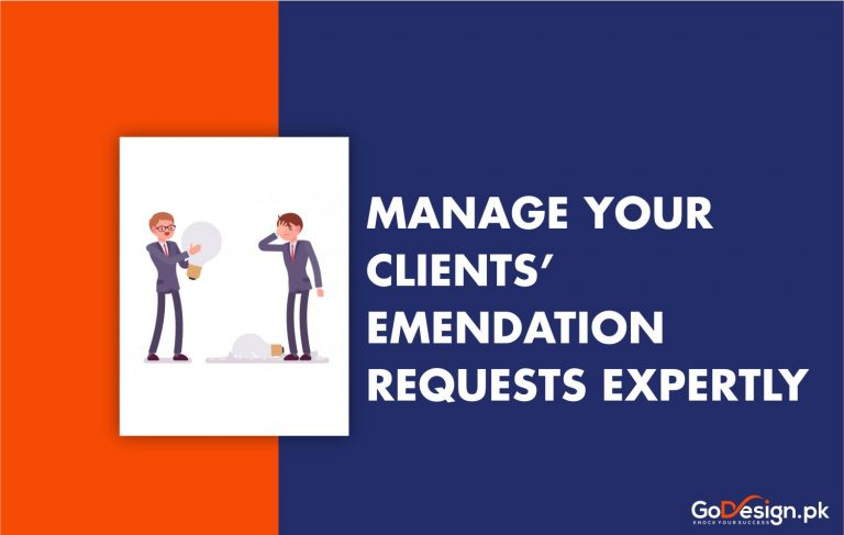 How to manage your clients' emendation requests expertly?