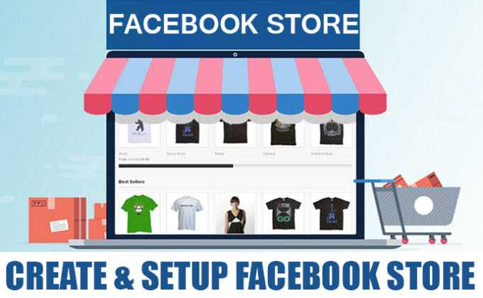 Do your best with Facebook shops – Set up your online store