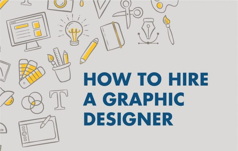 What are the best ways to hire a Graphic Designer?