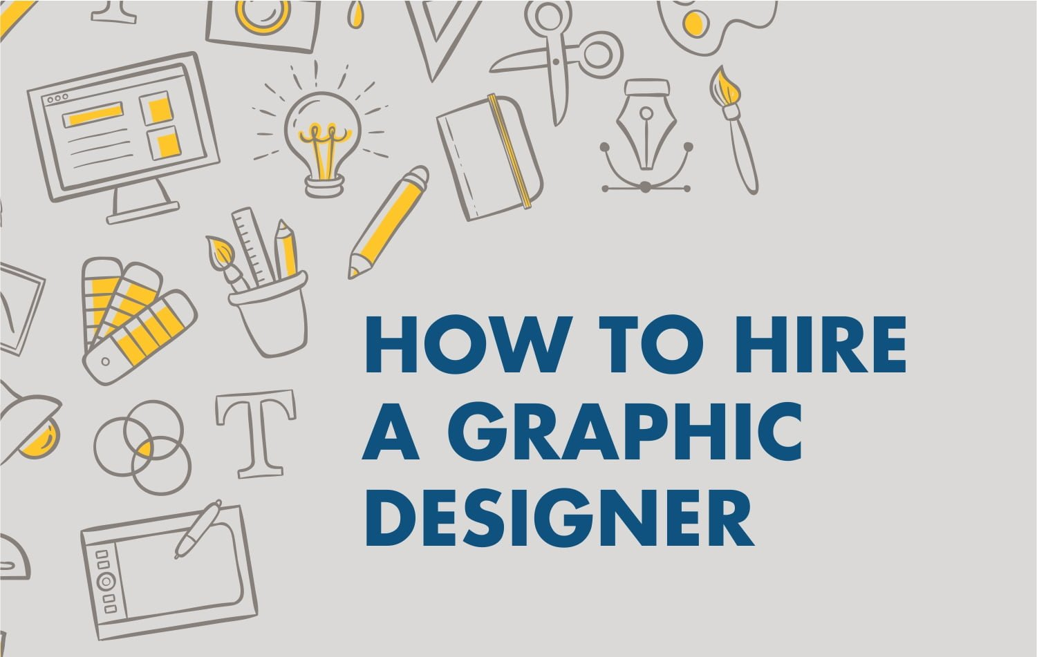 How to hire a graphic designer