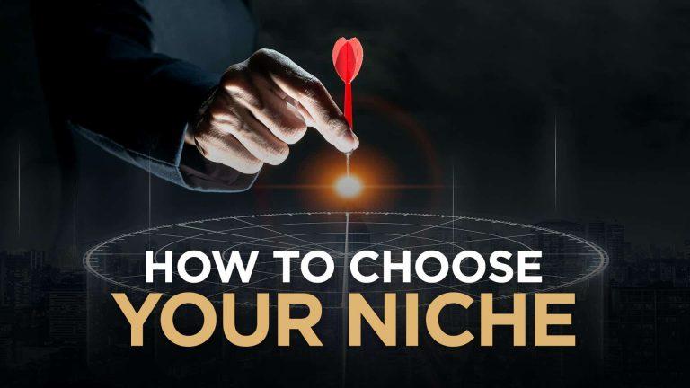 6 best steps to find a niche in designing