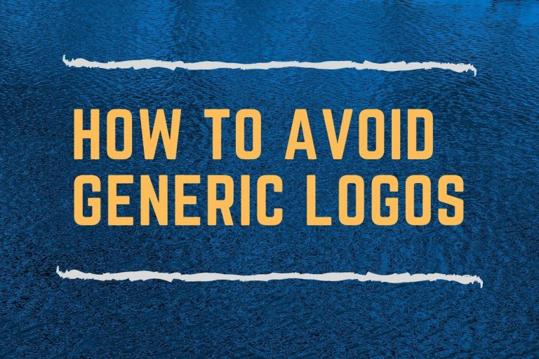 Generic logo designs- A need to avoid them!