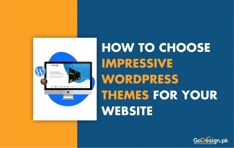 How to choose impressive WordPress themes for a website?