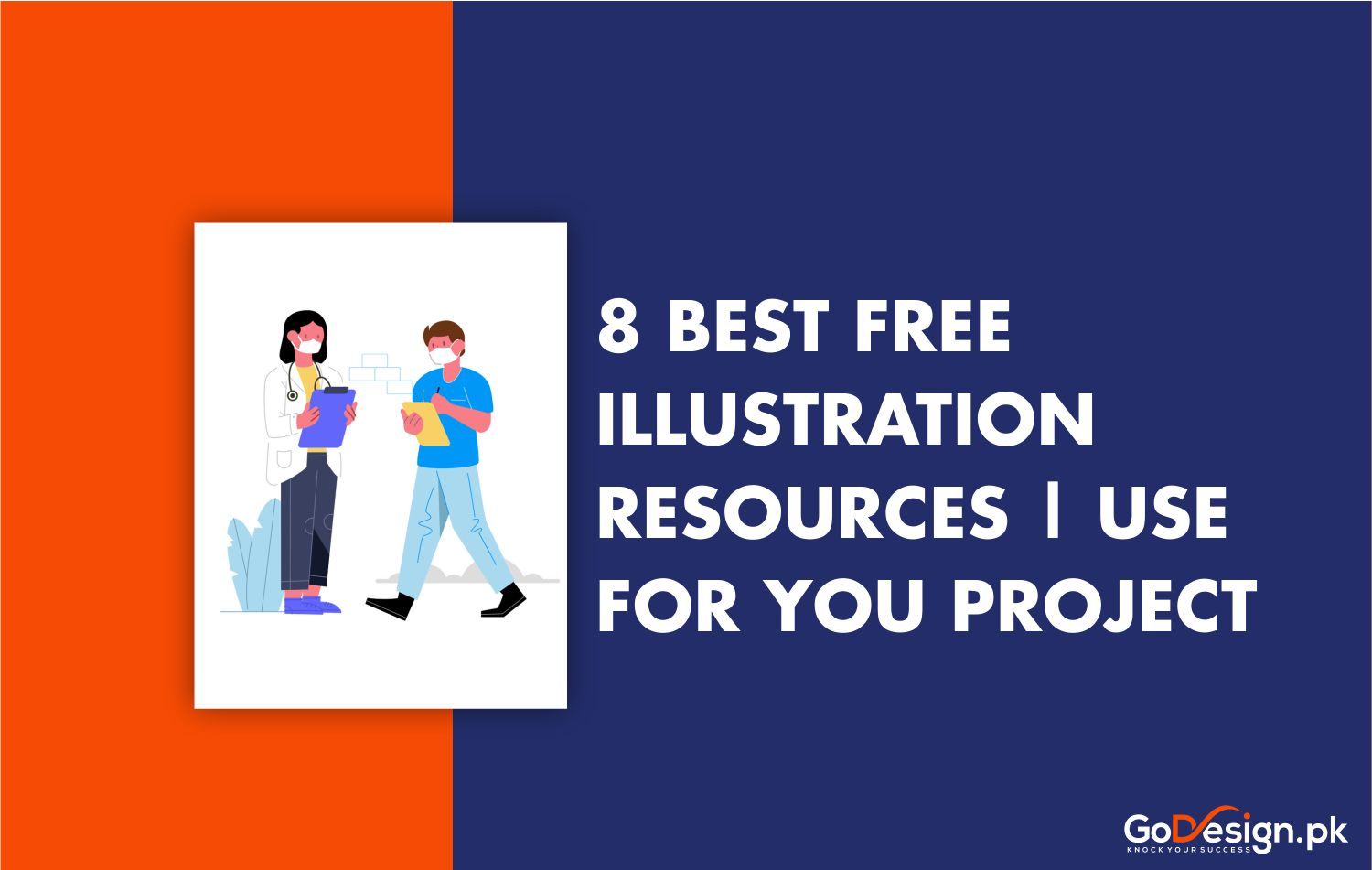 8 best free illustration resources