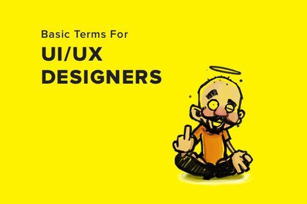UX/UI Terminology