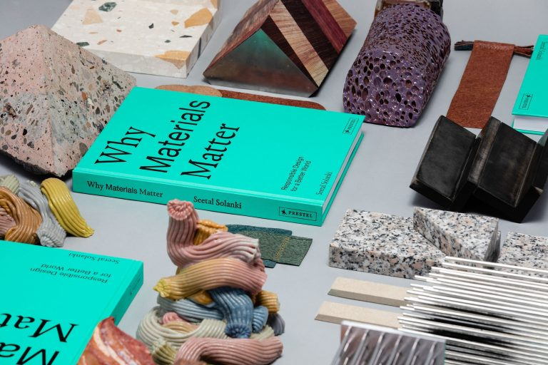 What are the 5 Design Materials that are astonishing and useful?